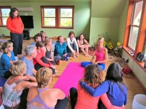 Trout Lake Abbey Yoga Retreat 2012